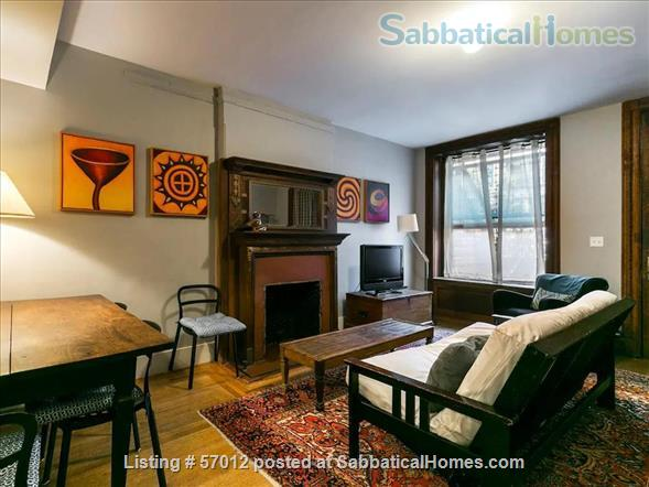 Safe Clean Spacious 1-Bedroom Garden apt. on Great Block  Home Rental in New York, New York, United States 5