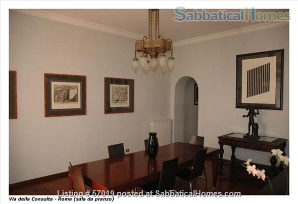 Extraordinary Apartment in Rome Historic Center Home Rental in Rome, Lazio, Italy 1