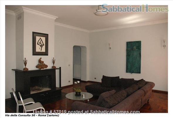 Extraordinary Apartment in Rome Historic Center Home Rental in Rome, Lazio, Italy 0