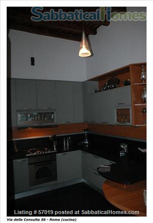 Extraordinary Apartment in Rome Historic Center Home Rental in Rome, Lazio, Italy 4
