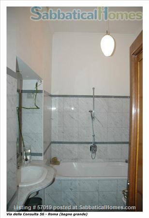 Extraordinary Apartment in Rome Historic Center Home Rental in Rome, Lazio, Italy 5