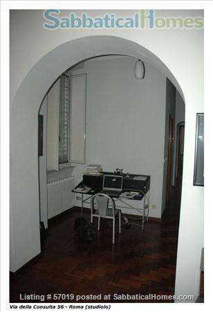 Extraordinary Apartment in Rome Historic Center Home Rental in Rome, Lazio, Italy 6