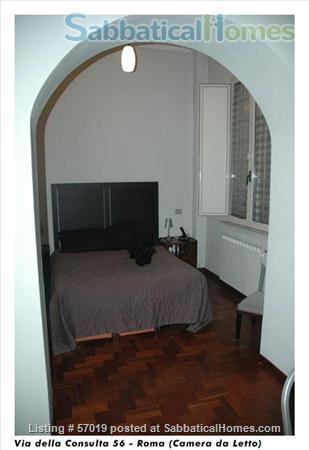Extraordinary Apartment in Rome Historic Center Home Rental in Rome, Lazio, Italy 7