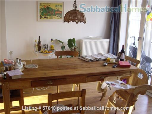 Spacious two-bedroom apartment with two balconies for rent in Amsterdam Home Rental in Amsterdam, NH, Netherlands 4