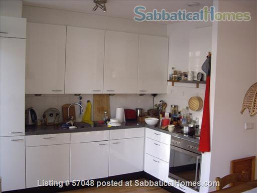 Spacious two-bedroom apartment with two balconies for rent in Amsterdam Home Rental in Amsterdam, NH, Netherlands 5