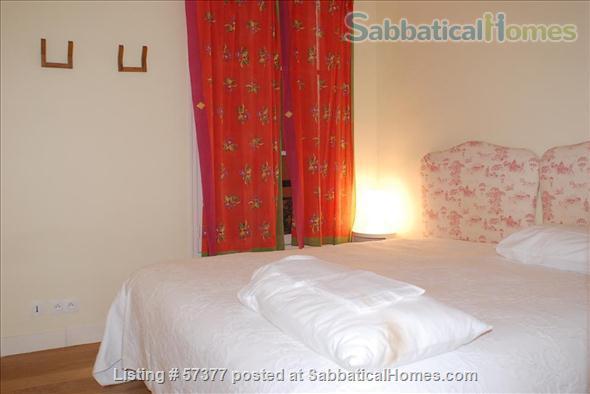 Superb 2-room flat in Latin Quarter of Paris Home Rental in Paris, IDF, France 4