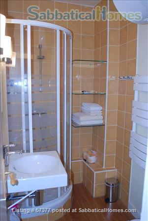 Superb 2-room flat in Latin Quarter of Paris Home Rental in Paris, IDF, France 6
