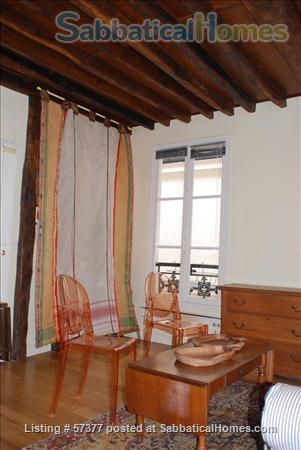Superb 2-room flat in Latin Quarter of Paris Home Rental in Paris, IDF, France 2