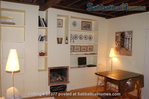 Superb 2-room flat in Latin Quarter of Paris Home Rental in Paris, IDF, France 3