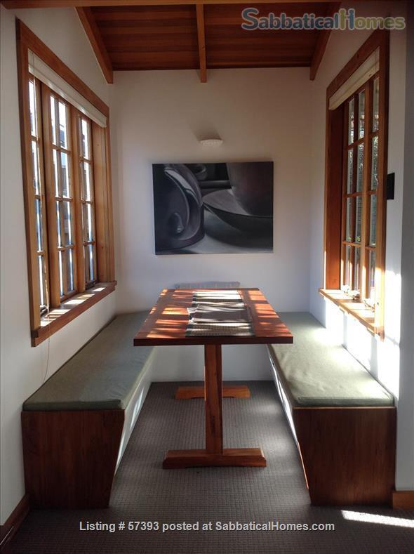 Cosy cottage, quiet, comfortable, central to city and university Home Rental in Wellington, Wellington, New Zealand 0