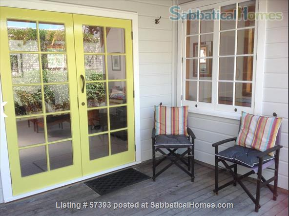 Cosy cottage, quiet, comfortable, central to city and university Home Rental in Wellington, Wellington, New Zealand 5