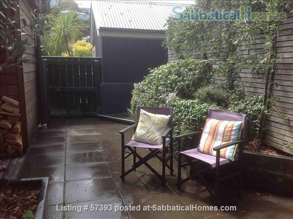 Cosy cottage, quiet, comfortable, central to city and university Home Rental in Wellington, Wellington, New Zealand 6