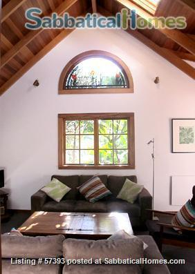 Cosy cottage, quiet, comfortable, central to city and university Home Rental in Wellington, Wellington, New Zealand 7