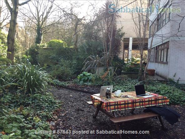 1 bed, Relax in gardens, walk in Town /Hyde Park/ London University/,British Library. Home Rental in London, England, United Kingdom 2