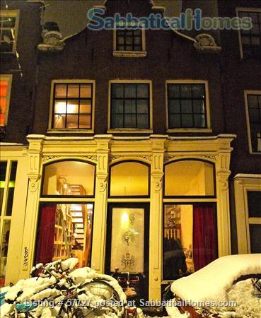 Gracious inner city home Home Rental in Amsterdam, NH, Netherlands 1