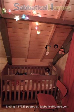 Gracious inner city home Home Rental in Amsterdam, NH, Netherlands 9