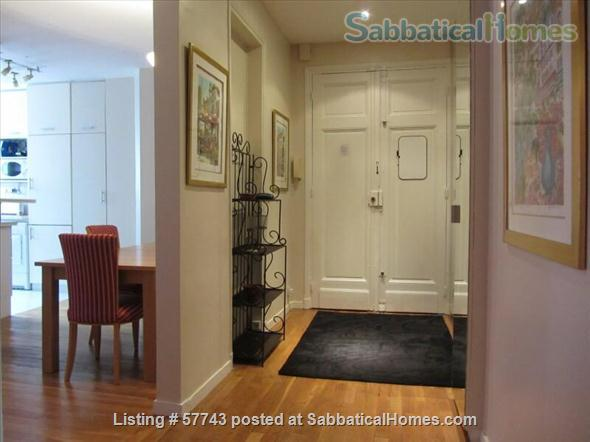 Sabbatical? Live like a native, not a tourist Home Rental in Paris, Île-de-France, France 0