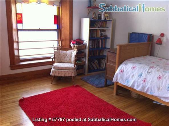 Large Queen Ann Victorian blocks from Kerrytown and Central Campus Home Rental in Ann Arbor, Michigan, United States 3