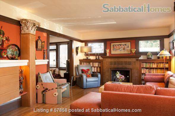 Beautiful Craftsman home in sought-after Berkeley neighborhood! Home Rental in Berkeley, California, United States 1