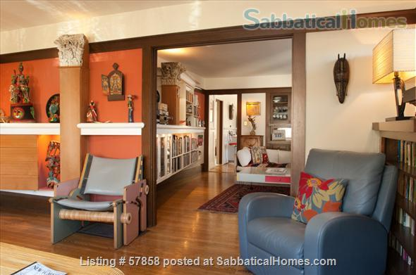 Beautiful Craftsman home in sought-after Berkeley neighborhood! Home Rental in Berkeley, California, United States 0