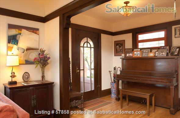 Beautiful Craftsman home in sought-after Berkeley neighborhood! Home Rental in Berkeley, California, United States 2