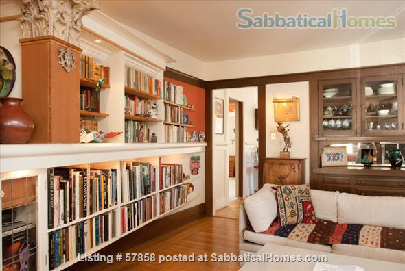 Beautiful Craftsman home in sought-after Berkeley neighborhood! Home Rental in Berkeley, California, United States 3