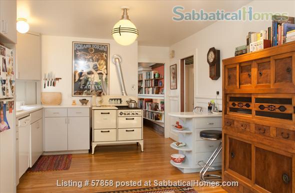 Beautiful Craftsman home in sought-after Berkeley neighborhood! Home Rental in Berkeley, California, United States 4