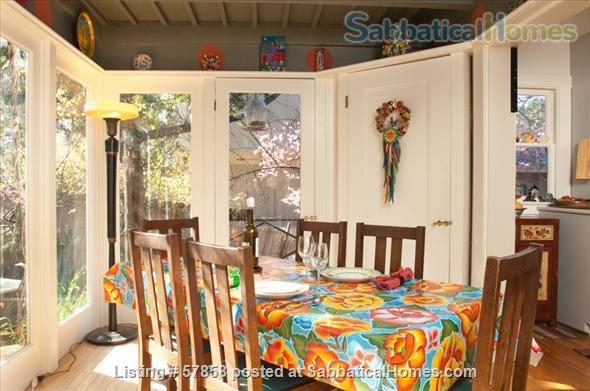 Beautiful Craftsman home in sought-after Berkeley neighborhood! Home Rental in Berkeley, California, United States 5