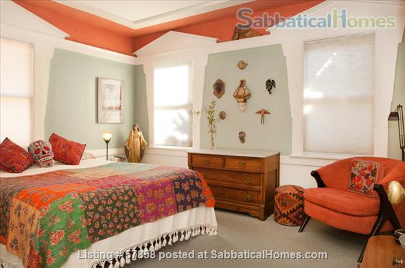 Beautiful Craftsman home in sought-after Berkeley neighborhood! Home Rental in Berkeley, California, United States 6