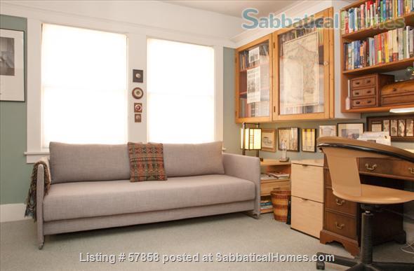 Beautiful Craftsman home in sought-after Berkeley neighborhood! Home Rental in Berkeley, California, United States 8