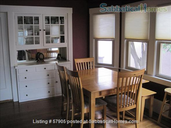 Cozy 3 Bedroom Bungalow with Vegetable Garden and Chickens Home Rental in Albany, California, United States 0