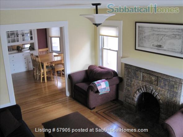 Cozy 3 Bedroom Bungalow with Vegetable Garden and Chickens Home Rental in Albany, California, United States 1