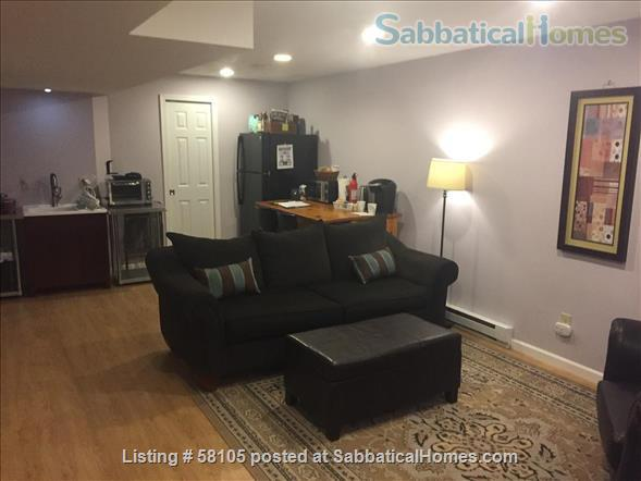 Bright, private studio for 1-2 people 4 miles from campus Home Rental in State College, Pennsylvania, United States 1