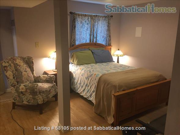 Bright, private studio for 1-2 people 4 miles from campus Home Rental in State College, Pennsylvania, United States 0