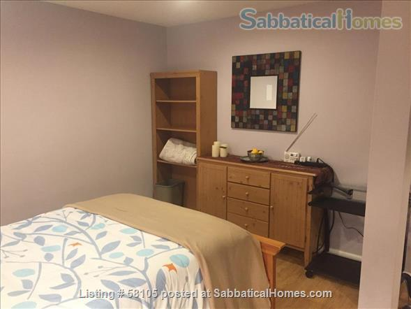 Bright, private studio for 1-2 people 4 miles from campus Home Rental in State College, Pennsylvania, United States 2