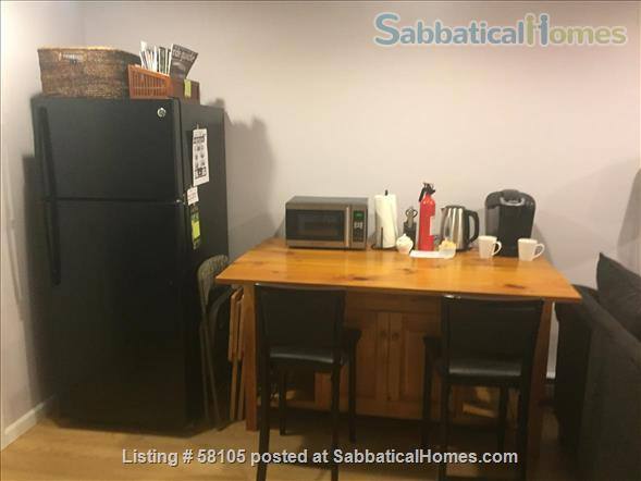 Bright, private studio for 1-2 people 4 miles from campus Home Rental in State College, Pennsylvania, United States 4