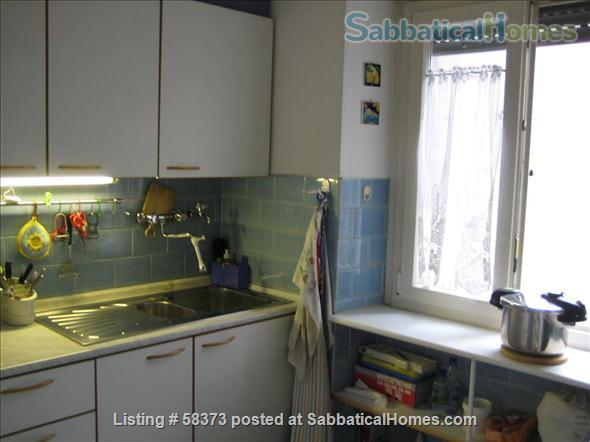 Rome, very near viale Libia, top floor, bright and quiet Home Rental in Rome, Lazio, Italy 5