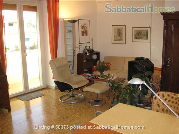 Rome, very near viale Libia, top floor, bright and quiet Home Rental in Rome, Lazio, Italy 1