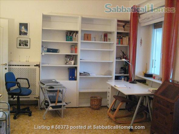 Rome, very near viale Libia, top floor, bright and quiet Home Rental in Rome, Lazio, Italy 2