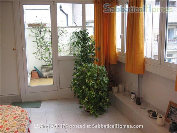 Rome, very near viale Libia, top floor, bright and quiet Home Rental in Rome, Lazio, Italy 4