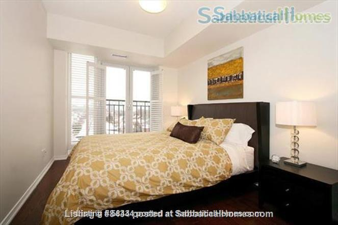 Furnished modern condo in Little Italy at the Europa with parking Home Rental in Toronto, Ontario, Canada 5