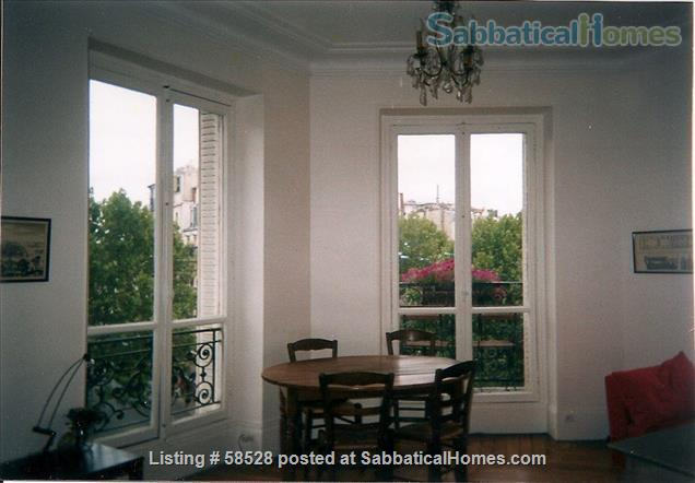 Beautiful 3 BR in wonderful Latin Quarter neighborhood Home Rental in Paris, Île-de-France, France 1