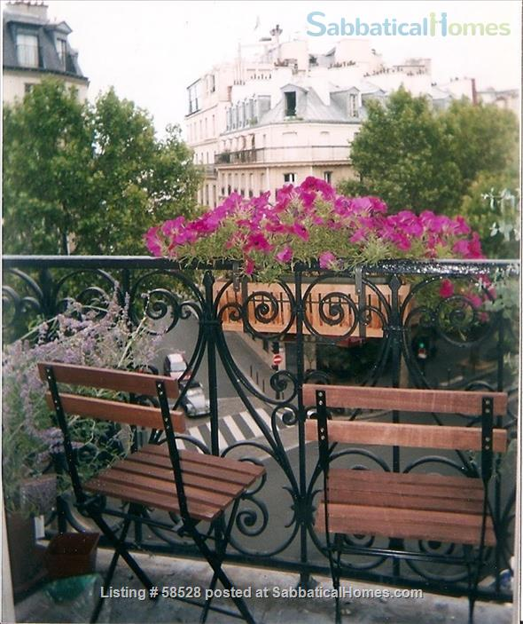 Beautiful 3 BR in wonderful Latin Quarter neighborhood Home Rental in Paris, Île-de-France, France 0
