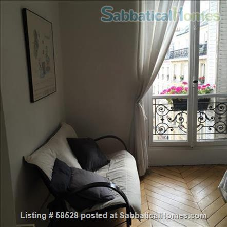 Beautiful 3 BR in wonderful Latin Quarter neighborhood Home Rental in Paris, Île-de-France, France 4