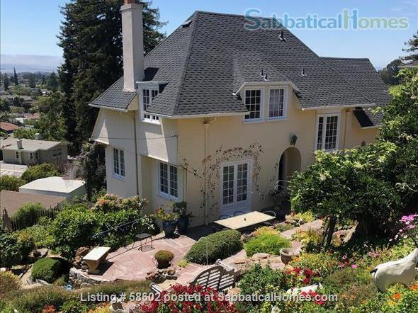 Beautiful San Francisco Area view home Home Rental in Oakland, California, United States 1