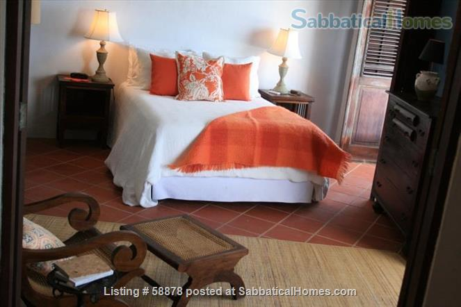 Beautiful Old San Juan Apartment with Spectacular Ocean Views and Huge Roof Deck Home Rental in San Juan, San Juan, Puerto Rico 2