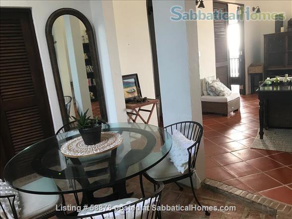 Beautiful Old San Juan Apartment with Spectacular Ocean Views and Huge Roof Deck Home Rental in San Juan, San Juan, Puerto Rico 5