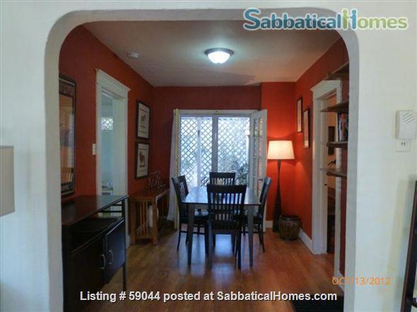 Charming 2 brm. furnished bungalow in Santa Monica Home Rental in Santa Monica, California, United States 0