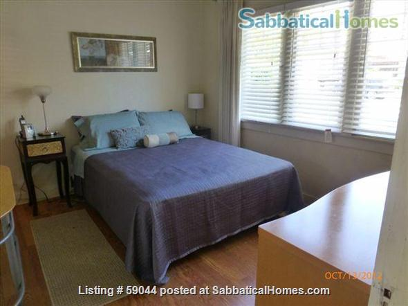 Charming 2 brm. furnished bungalow in Santa Monica Home Rental in Santa Monica, California, United States 3