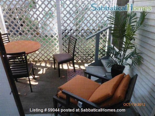 Charming 2 brm. furnished bungalow in Santa Monica Home Rental in Santa Monica, California, United States 5